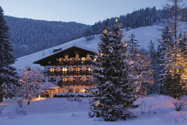 Boutique Hotel Wachtelhof im Winter